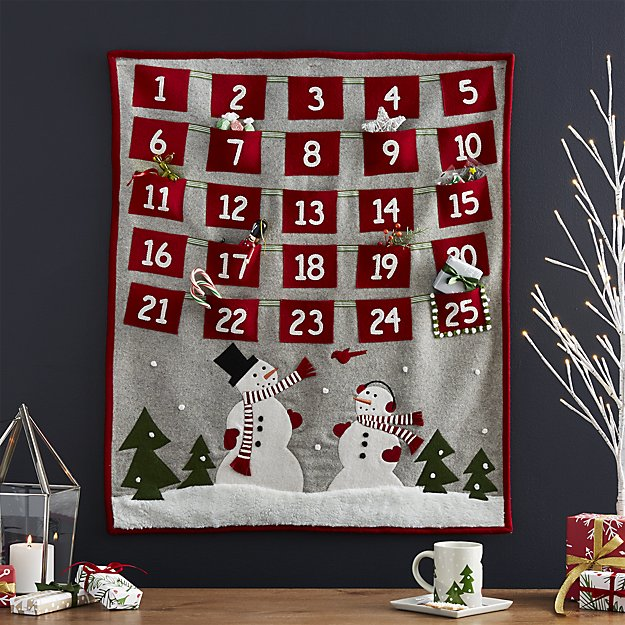 FAVORITE ADVENT CALENDAR