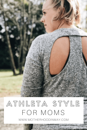 Athleta Style for Moms