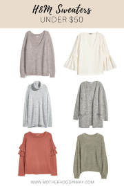 H&M Sweaters Under $50