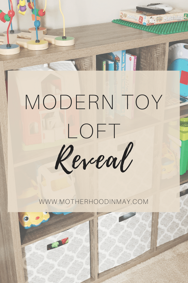 olivers playroom reveal