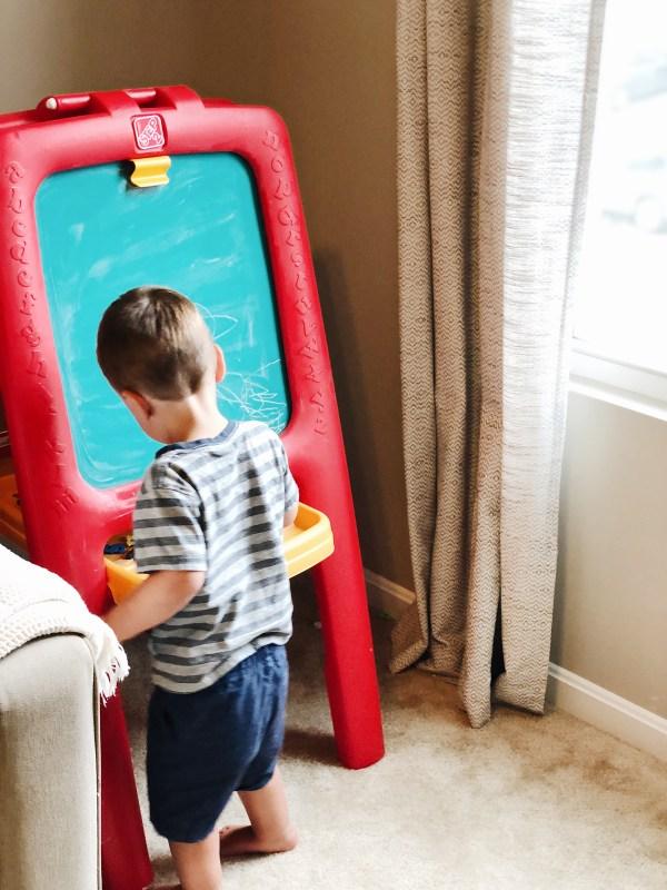 olivers playroom reveal