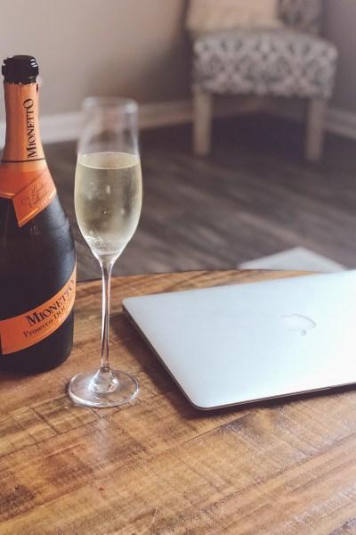 one year blogging anniversary