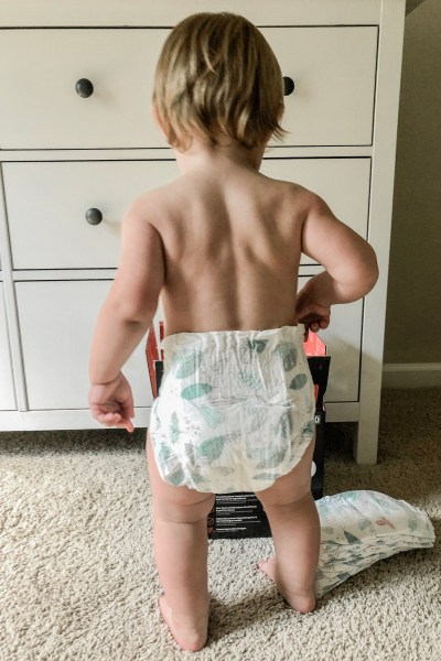 Why I Use Disposable Diapers