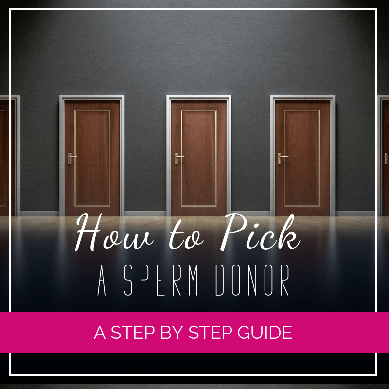 how to pick a sperm donor freebie coverpage