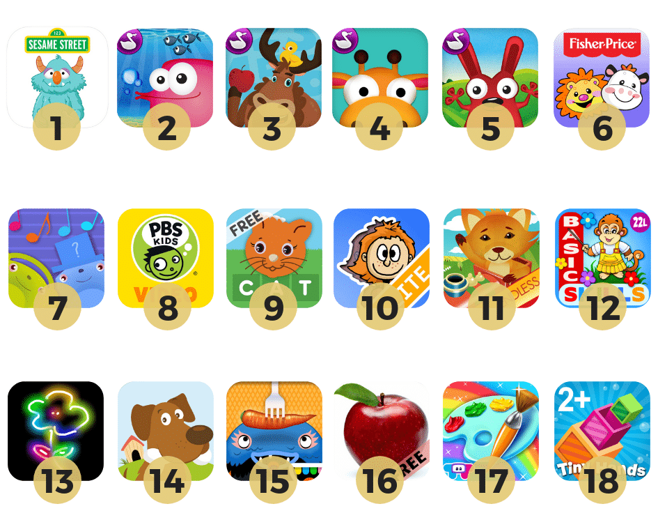 Best Free Educational Apps for Toddlers