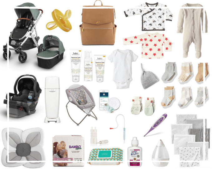How to Prepare for a Newborn_ Your ultimate new baby checklist