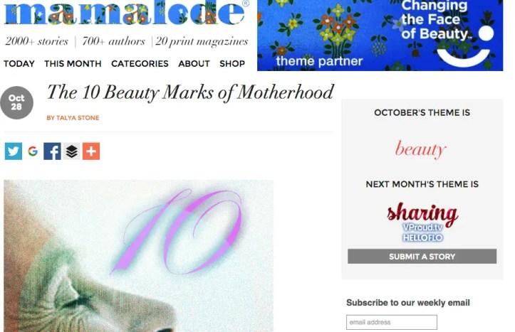 Beautymarks Mamalode