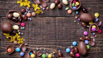 Guest post best easter gifts for toddlers motherhood the real deal death by easter eggs heres 6 things to do with leftover easter chocolate negle Gallery