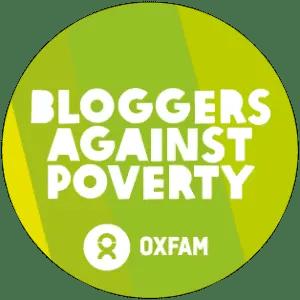 Oxfam-blogger-badge