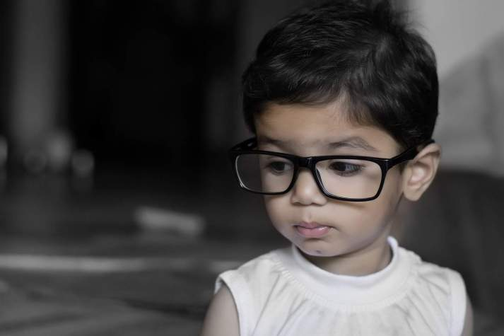 children get teased about wearing glasses