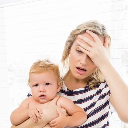 when motherhood gets tough