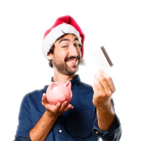 debt free at Christmas