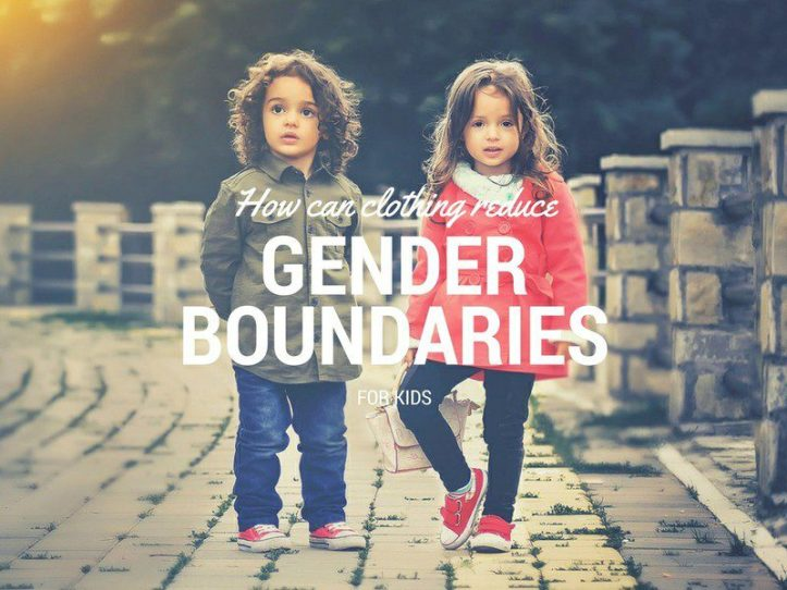 clothing reduce gender boundaries for kids