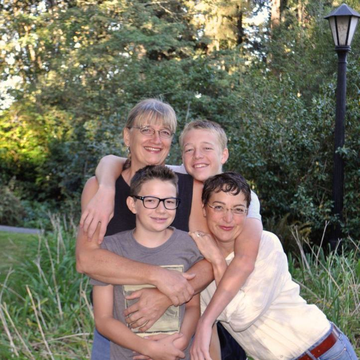 parenting through transition