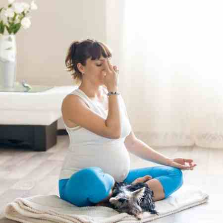 benefits of yoga in pregnancy