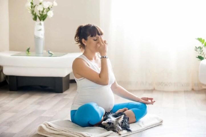 benefits of yoga in pregnancy