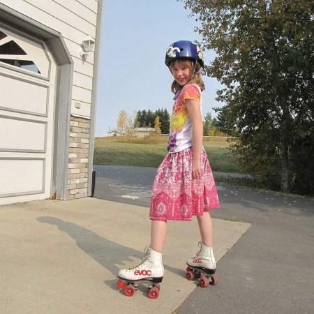 benefits of roller skating for children