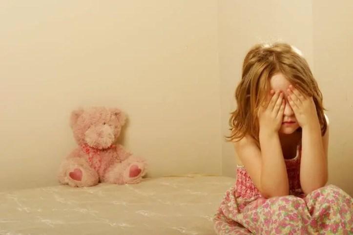 disciplining a sensitive child