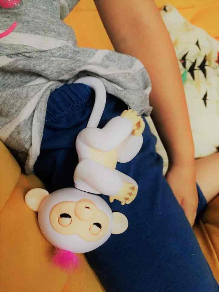Fingerlings Toy Monkey review