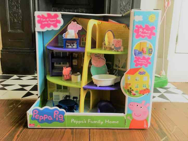 Peppa Pig Family Home Playset