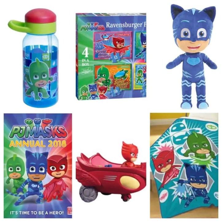 PJ Masks toys giveaway