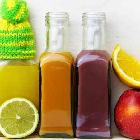 juices for mums