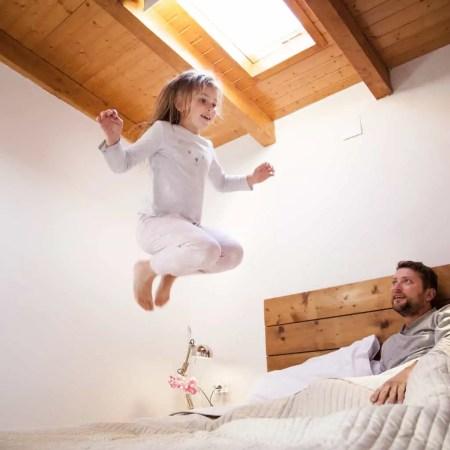 child's bedtime easier