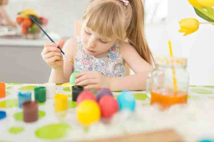 encourage creativity in children