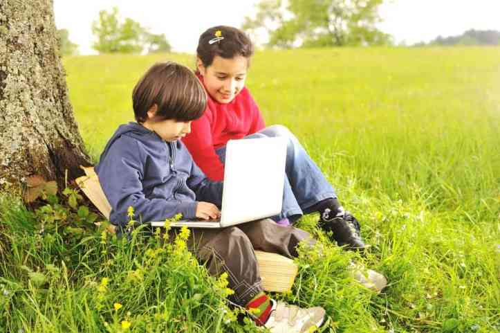 outdoor activities for children