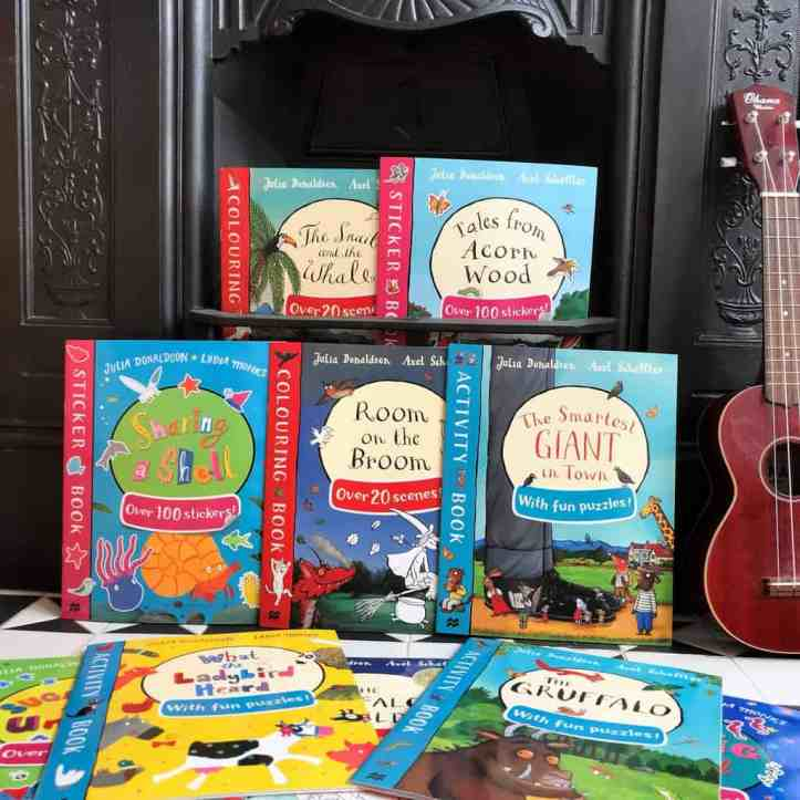 book sets for 5 year olds