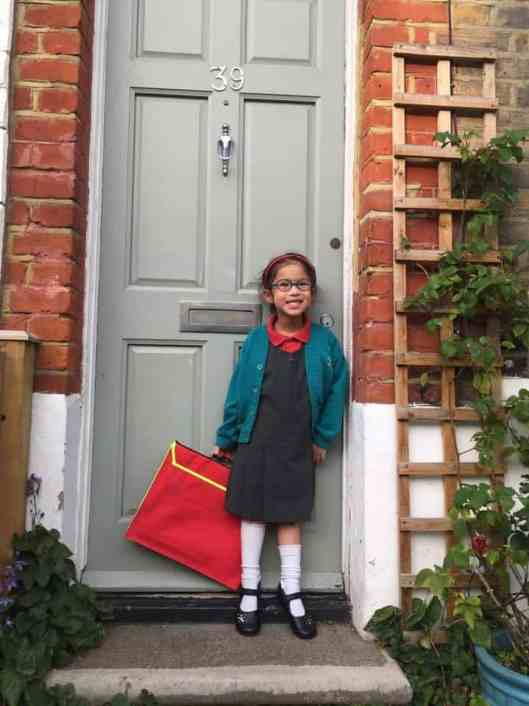 worried about your child starting school