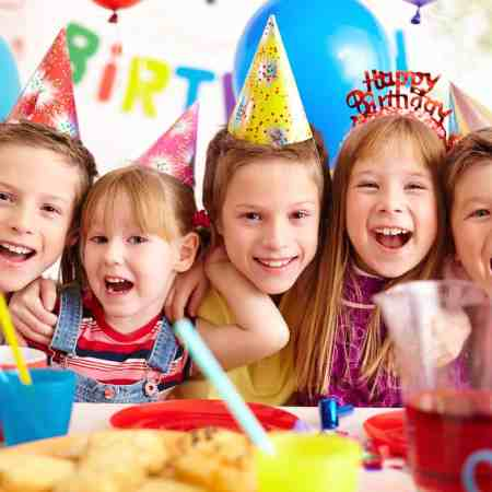 Fun birthday party ideas