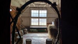 yurt space
