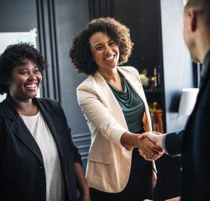 Seek to help people as an entrepreneur
