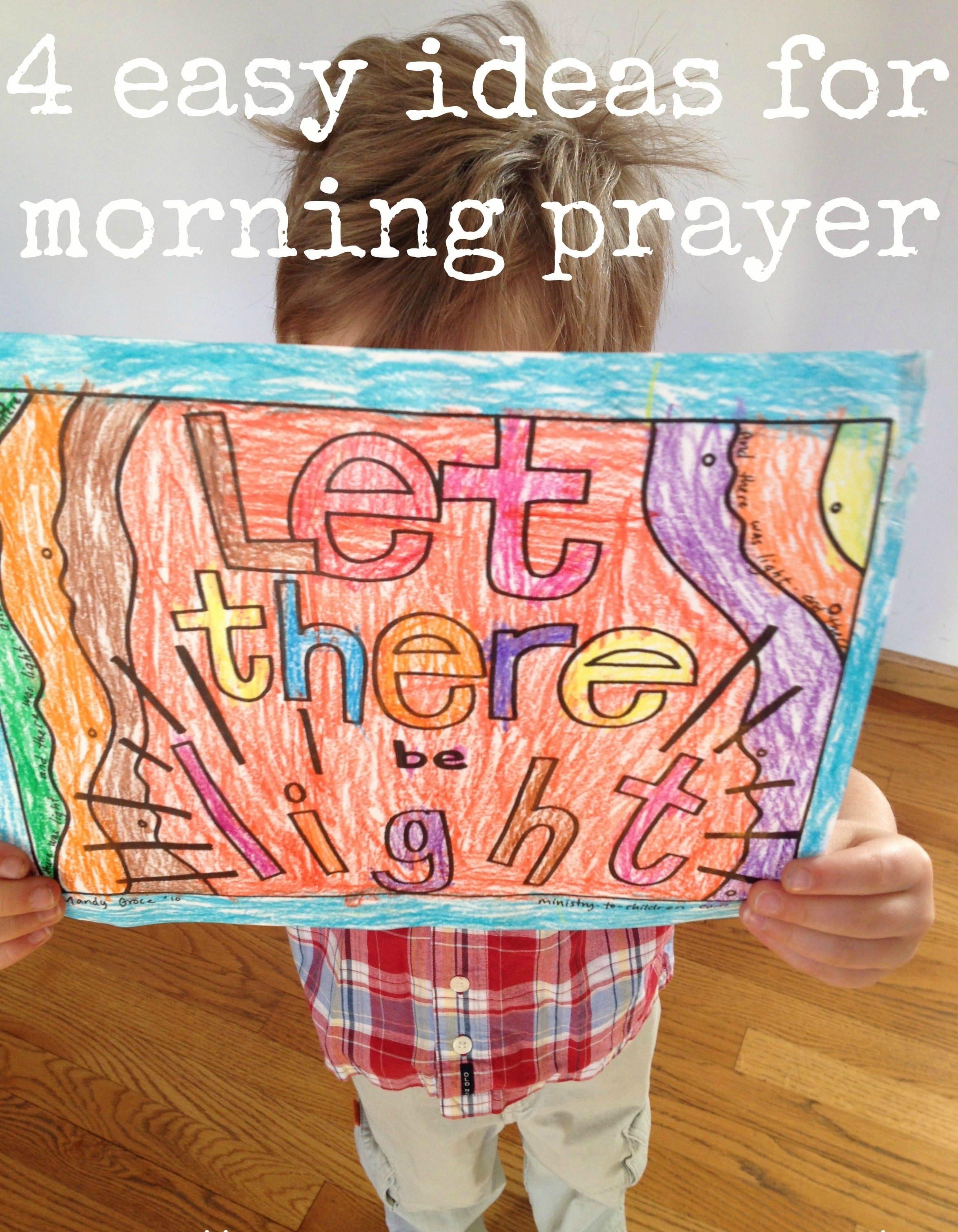 Morning Prayer t
