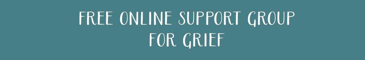 Free Online Support Group for Grief
