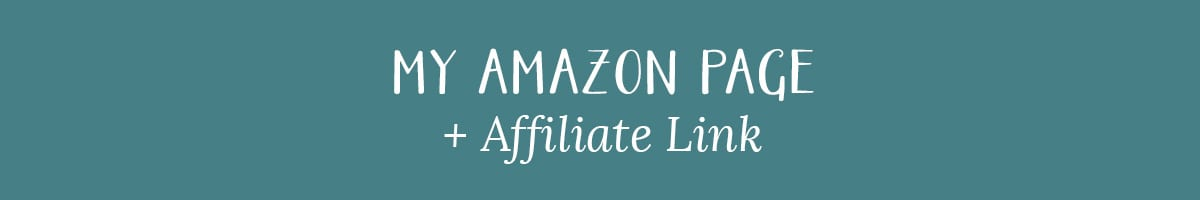 My Amazon Page + Affiliate Link