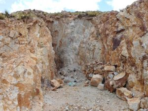 V.ELO, Eloro, Bolivia, copper, tin, silver, gold
