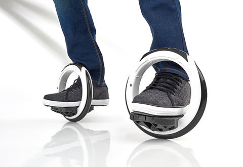 Rolling hover skates in top gifts for teens