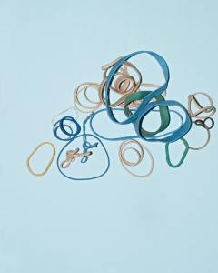 A handful of rubber bands can be a helpful alternative to self harming behaviors