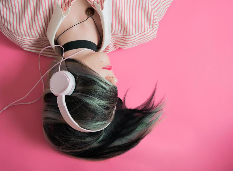 Blasting music can be a great alternative for self-harming teens who struggle to regulate their emotions