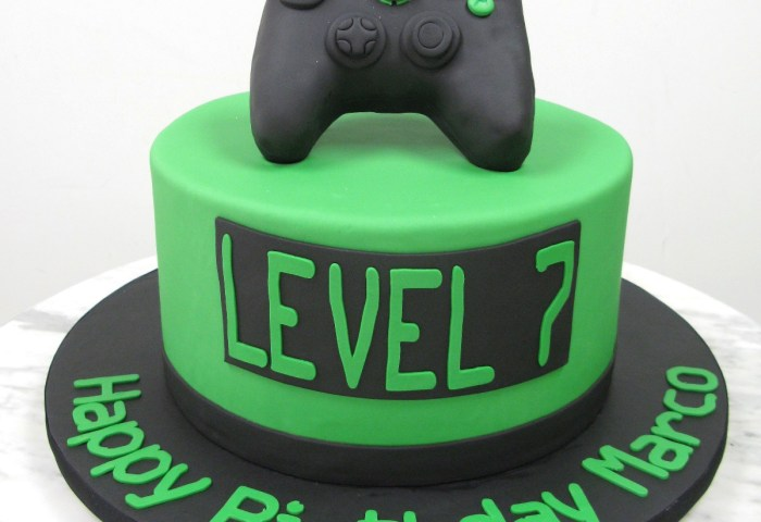 Video Game Birthday Mother Mousse