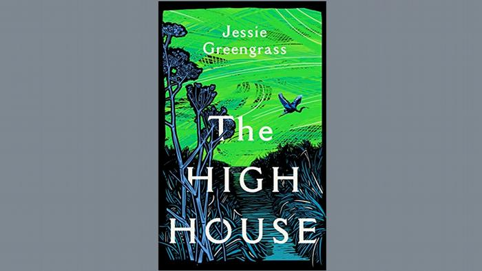 Book cover of The High House by Jessie Greengrass