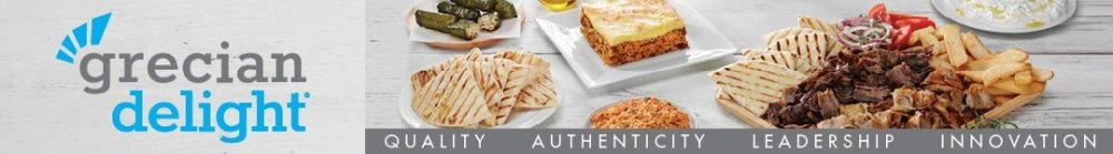 Grecian Delight supports Greece