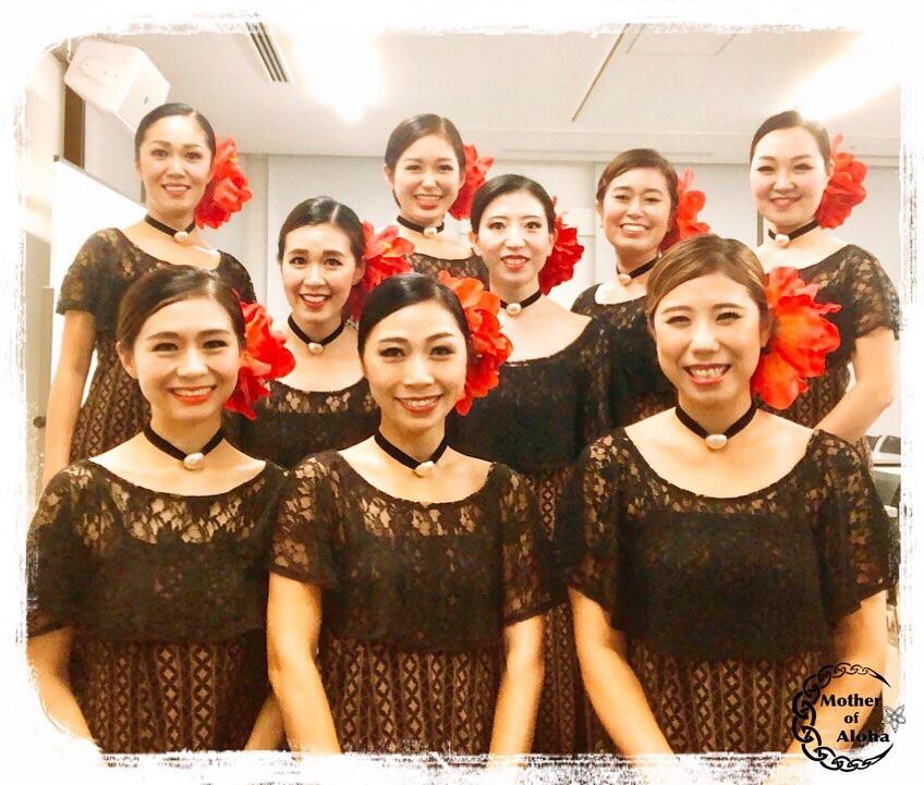 o0848072114597068608 1 - 川越 Mother of Aloha初上陸!!〜大ホールのステージで踊って来ました!~