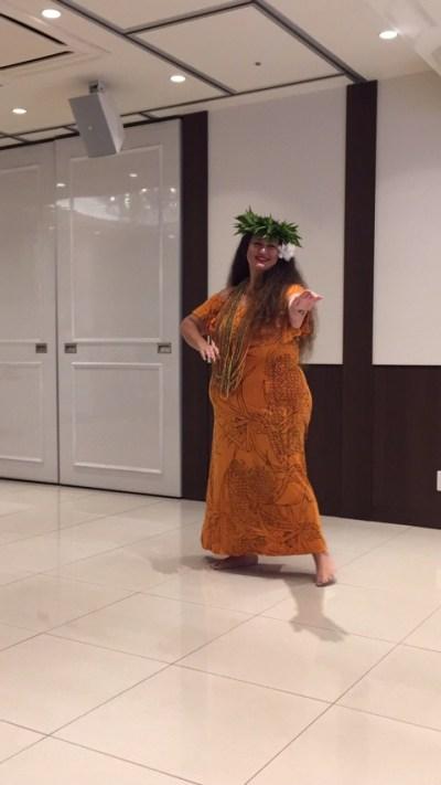 o0480085414035110556 - 本場ハワイのクムフラの生のHULAを堪能!!~フラパーティーの様子その①~