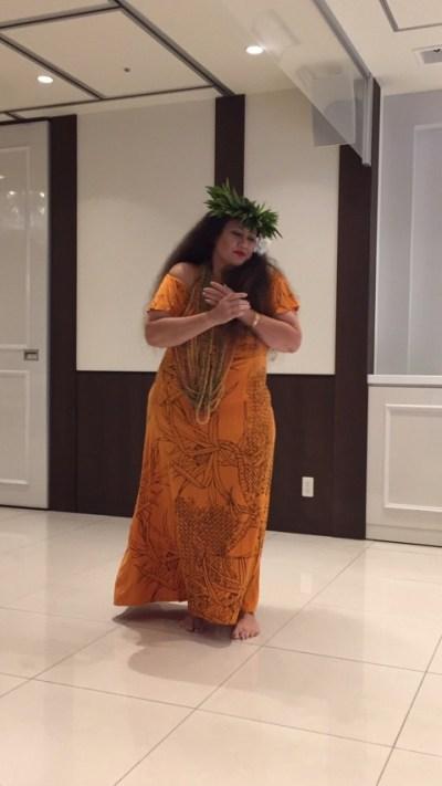 o0480085414035110562 - 本場ハワイのクムフラの生のHULAを堪能!!~フラパーティーの様子その①~