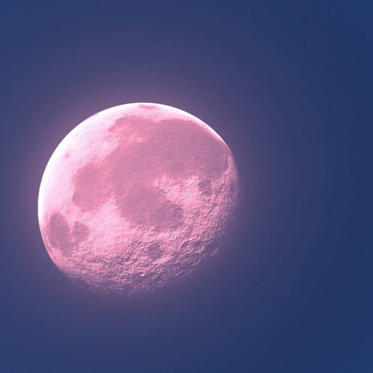 o0750075014219480101 1 - ストロベリームーン〜見ると幸せになる!年に一度のピンクの月〜