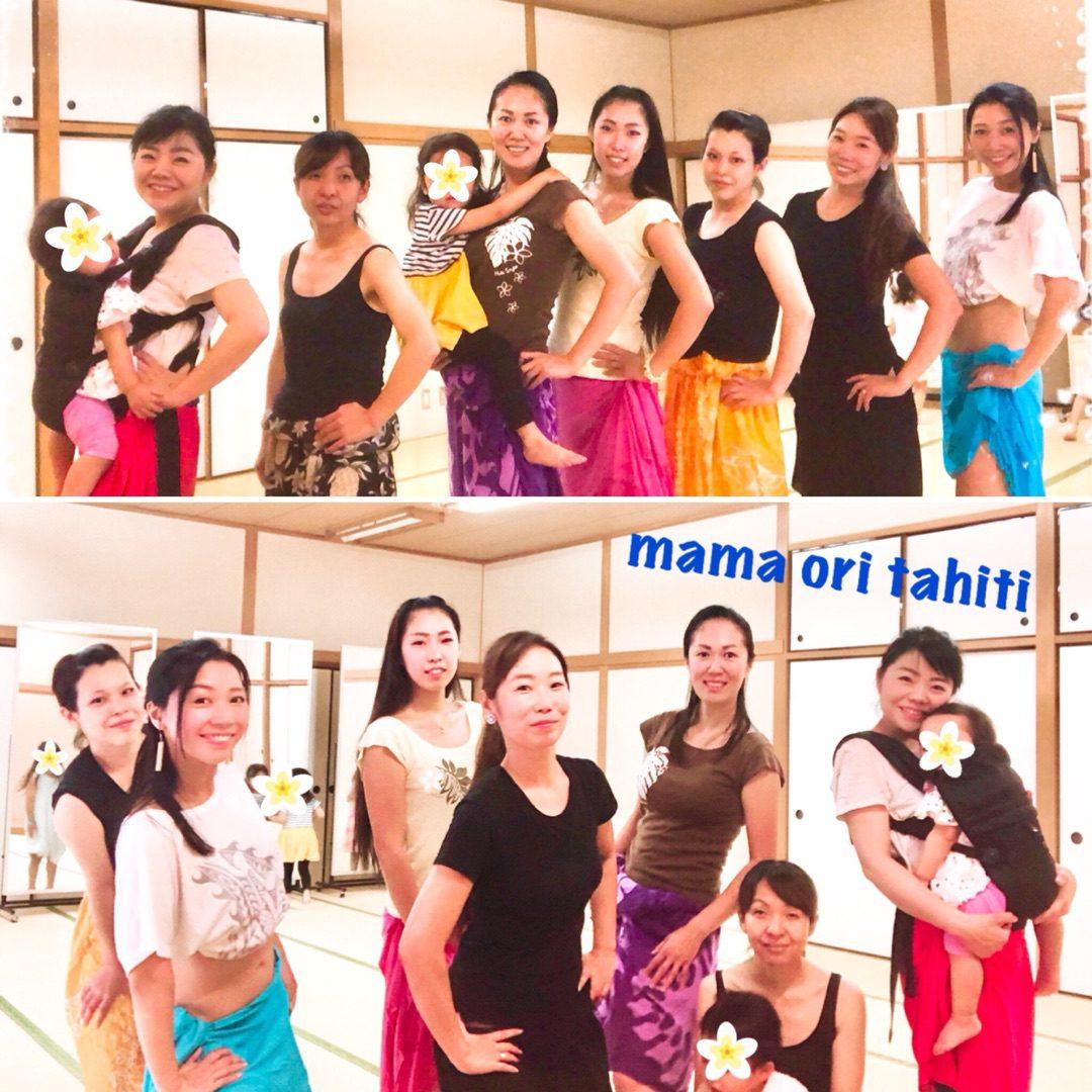 o1080108014216596966 1 - タヒチアンダンス踊りたいママ仲間募集☆