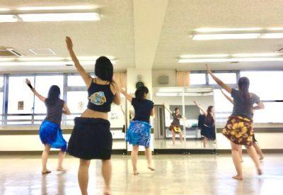 o0593040814365931950 - ママのためのタヒチアンダンス☆踊る楽しさ実感クラス♪